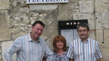 David, Vikki & Bernard