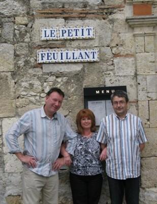 David, Vikki & Bernard