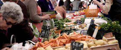Market in Gascony